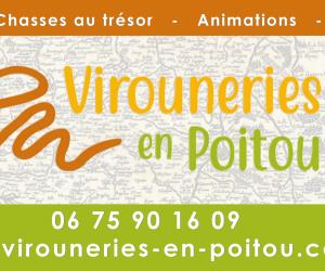 image de VIROUNERIES EN POITOU - visites et animations touristiques