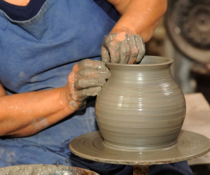 image de Atelier Laurence Molinard - poterie de Saint-Médard