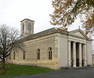 image de Eglise Notre-dame de Chef-Boutonne