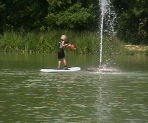 image de Activité Paddle board