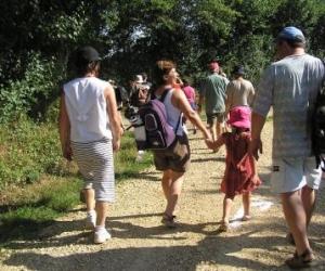 image de Le chemin de l'argile au manoir - Sauzé-Vaussais