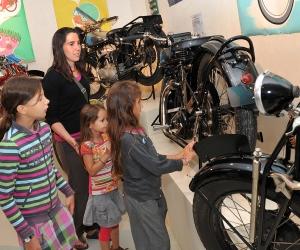 image de Musée de motos Monet Goyon