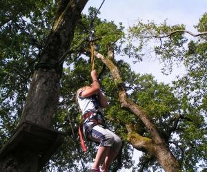 image de Parcours acrobatique Arbr'Anché