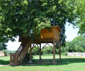 image de Cabane dans les arbres - Les Cabanes de Gros Bois