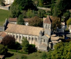 image de Eglise Saint-Hilaire de Melle